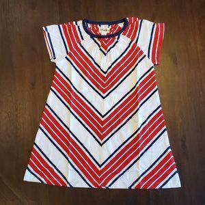 NWT Hatley girl's dress size 4